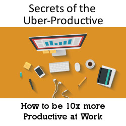 Secrets of the Uber Productive